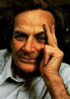 Richard P Feynman