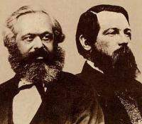 Marx, Karl And Engels, Friedrich