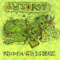 Ridden With Disease (1987 Demo)