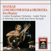 Concertos For Sitar&Orchestra