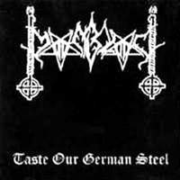 Taste Our German Steel