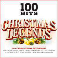 100 Hits Christmas Legends (Disc 2)