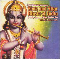 Flute and Sitar (Music Of India)