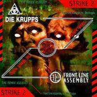 Die Krupps - (1996) The Remix Wars Strike 2 Front Line Assembly Vs. Die Krupps