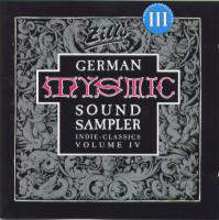 German Mystic Sound Sampler - Volume Iii - Indie-Classics Volume Iv