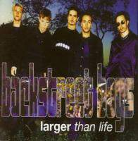 Larger Than Life (Single)