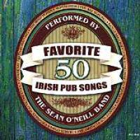 50 Favourite Irish Pub Songs