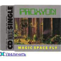 Magic Space Fly CD5