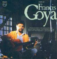 This is Francis Goya